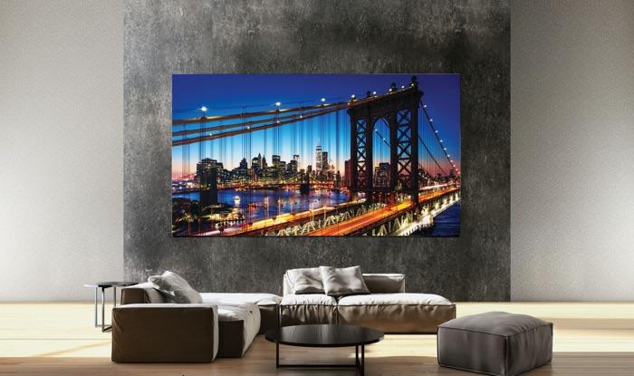 Samsung MicroLED QLED 8K TVs