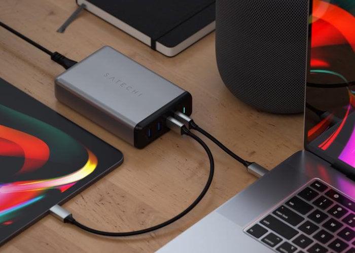 Satechi 108W Pro USB-C dekstop charger