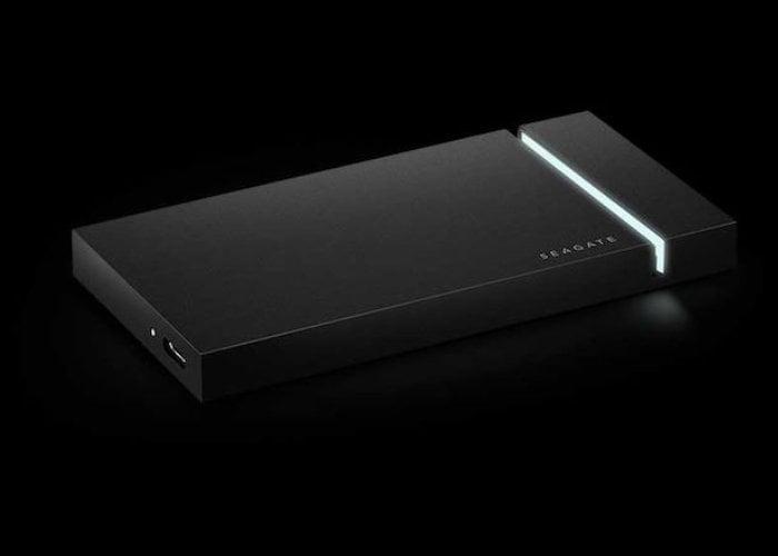 Seagate FireCuda Gaming SSD