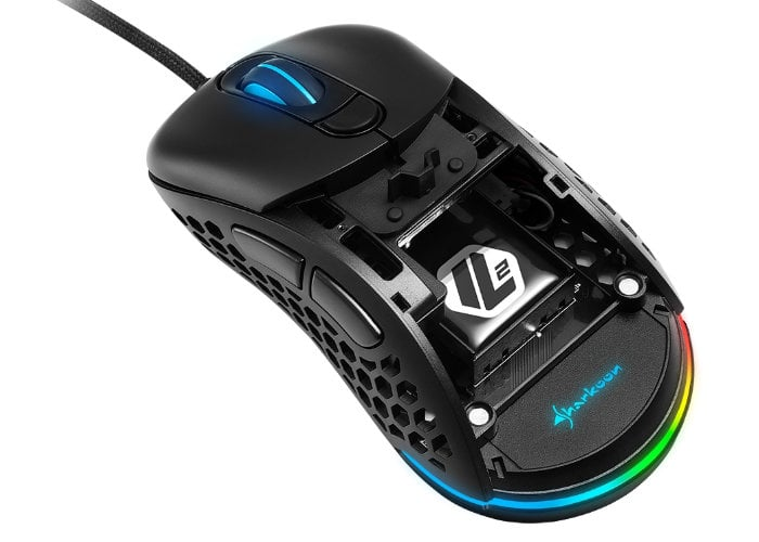 lightweight gaming mouse