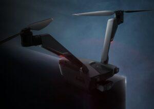 V-Coptr Falcon bi-copter drone