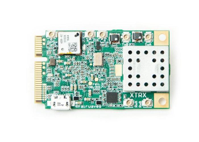 XTRX embedded SDR