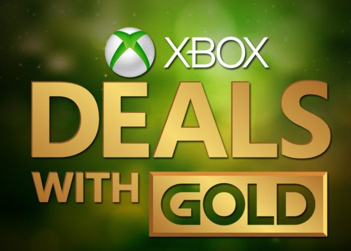 Xbox game deals with Gold