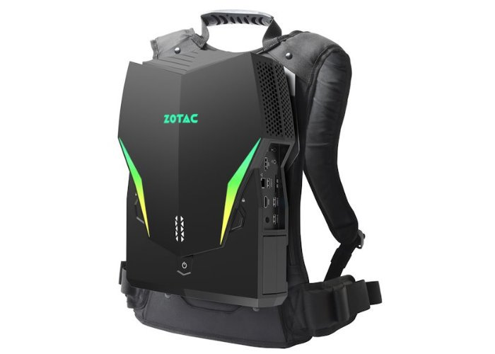 ZOTAC VR Go wearable PC