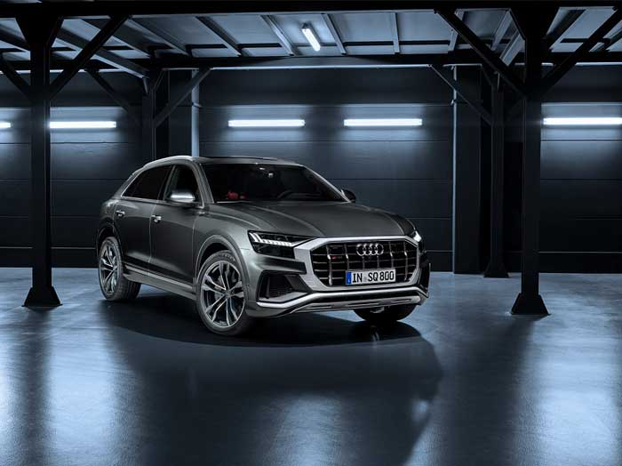 2020 Audi SQ7 and SQ8 land Stateside this spring