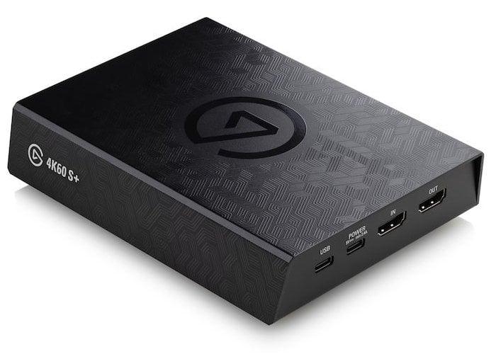 gaming video capture box