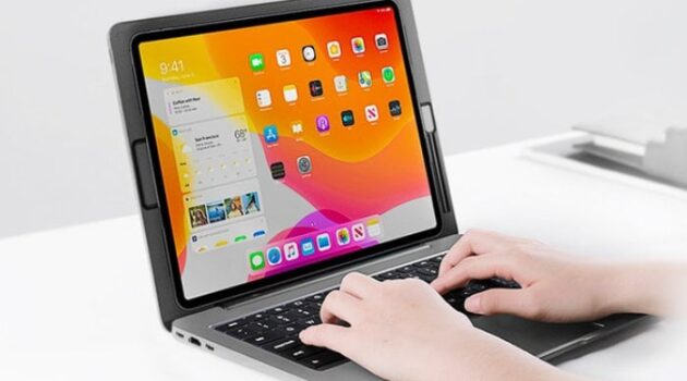 iPad Pro into a MacBook