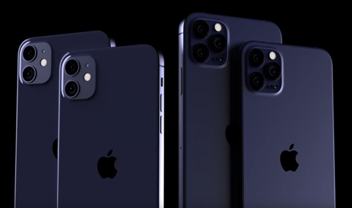 iPhone 12 Pro may come with a Navy Blue color option