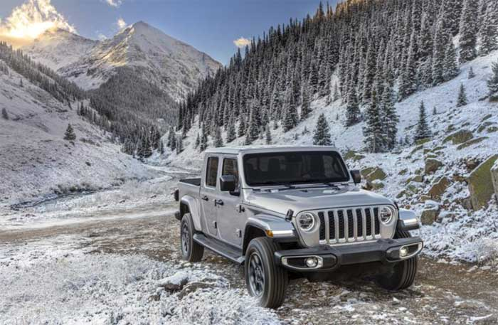 2020 Jeep North Editions Take On Winter Conditions