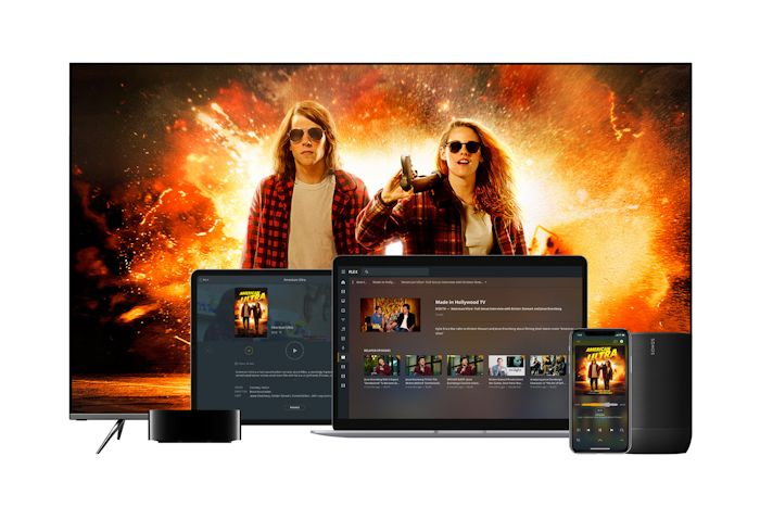 Plex media streaming receiving rentals, subscription channels and more