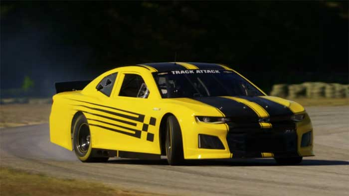 Hendrick Motorsports Track Attack is a track day special