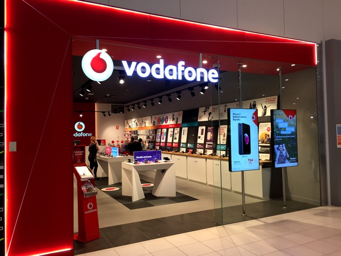 Vodafone 5G expands to more cities
