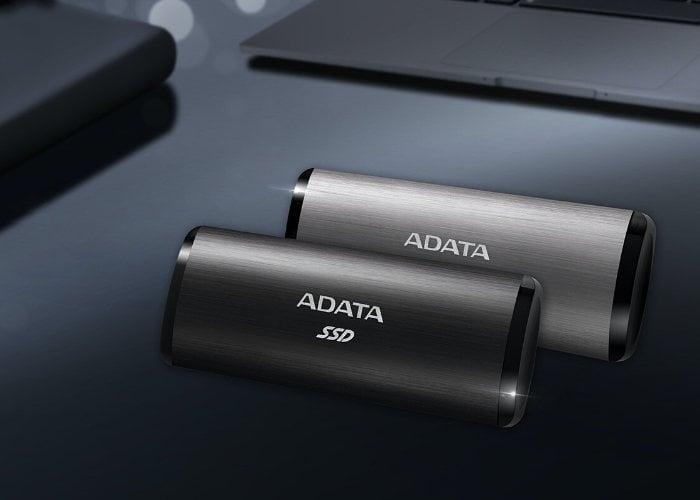 ADATA SE760 external SSD