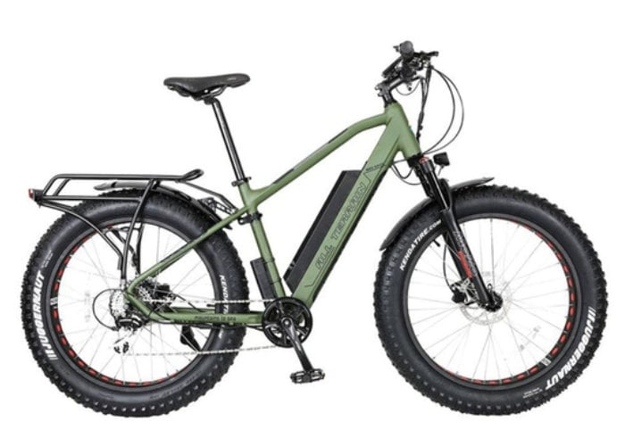 All Terrain R750 electric bicycle
