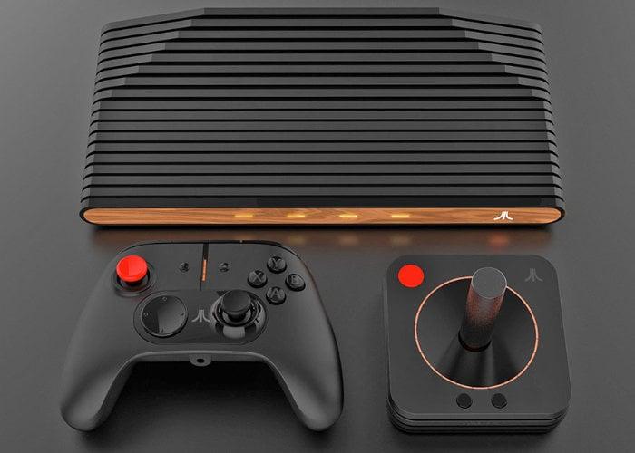 Atari VCS game console