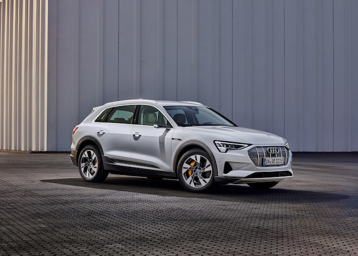 New Audi e-tron 50 revealed, cost £59,900 - Geeky Gadgets