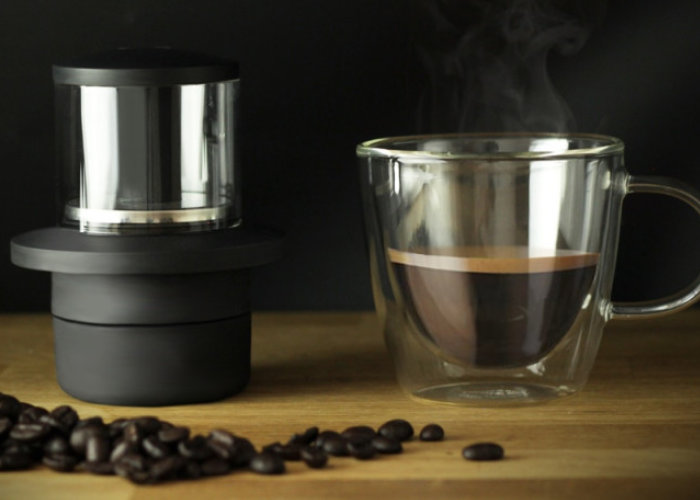 CoffeeJack environmentally friendly espresso coffee maker - Geeky Gadgets