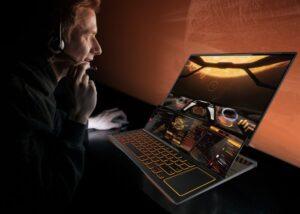 Compal GEMINI gaming laptop