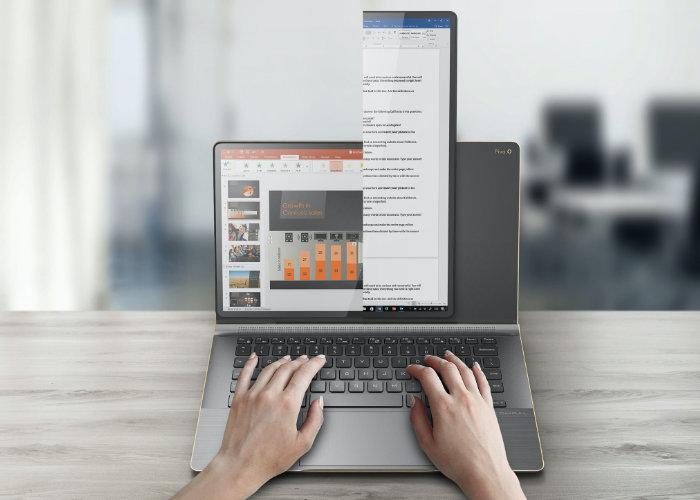 Compal P ivoBook laptop