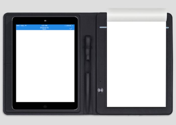 DINKY digital notebook hits Kickstarter