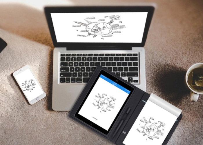 DINKY digital notebook