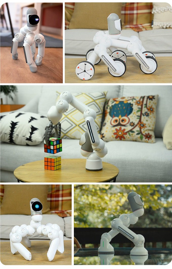 Clicbot educational robot
