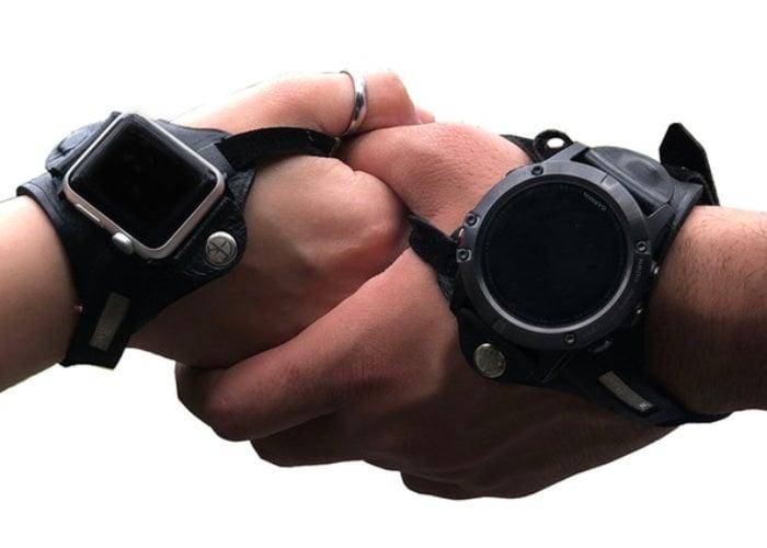 ErgonBand smartwatch fitness strap - Geeky Gadgets