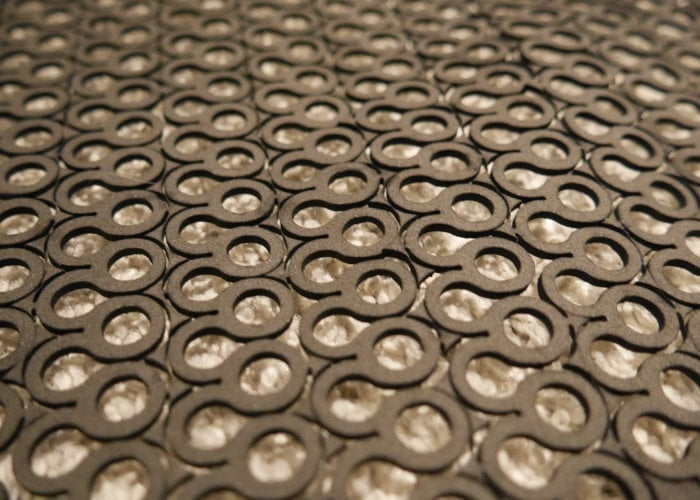 foam chain maille