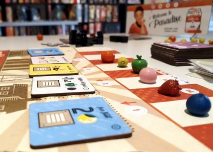 Frutticola board game