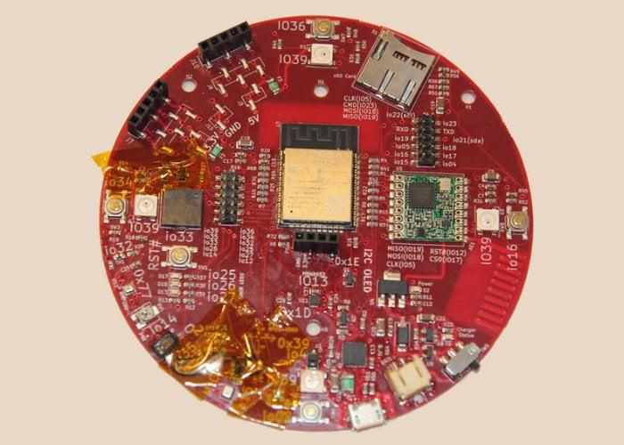 FunDisc Arduino compatible development board