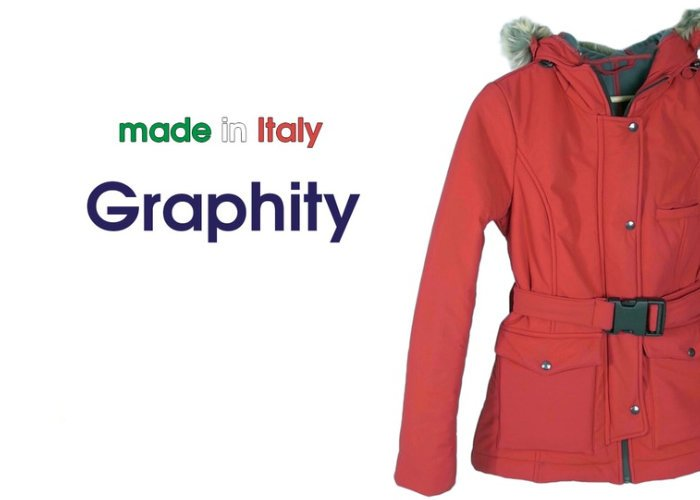 GRAPHITY Jackets