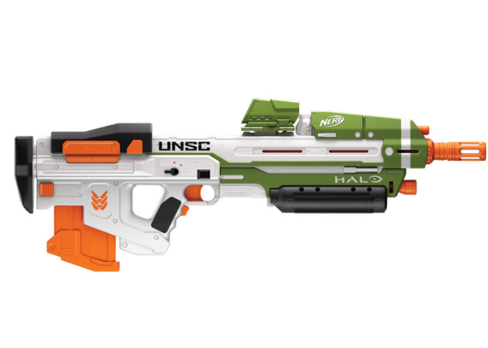 Halo Nerf Guns Unveiled  Arriving October 1st 2020