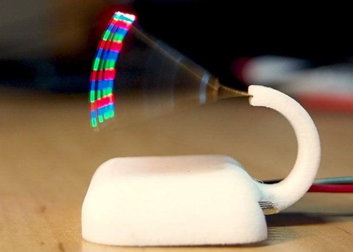 Holographic FlexLED
