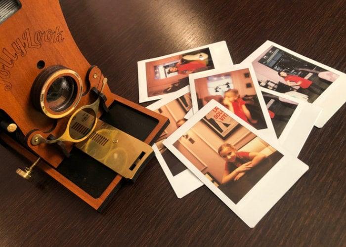 Jollylook Auto camera