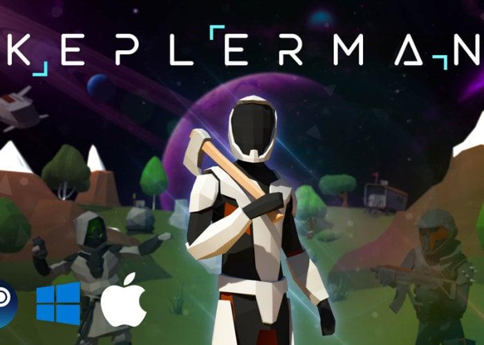 Keplerman Survival game