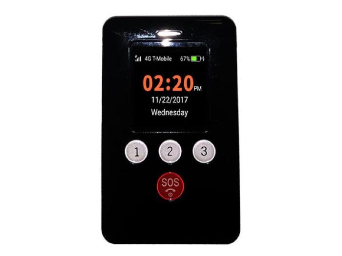 KidsConnect KC2 GPS Tracker Phone