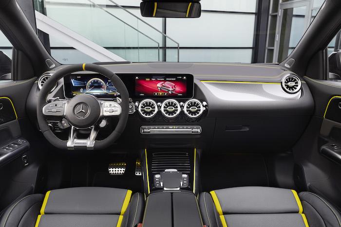 Mercedes AMG GLA 45