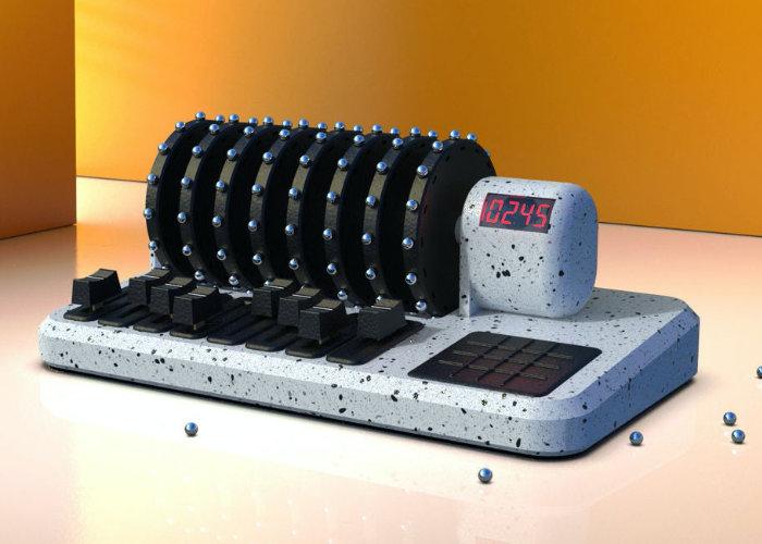 MesoTune magnetic MIDI controller