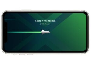 Microsoft Project xCloud game streaming
