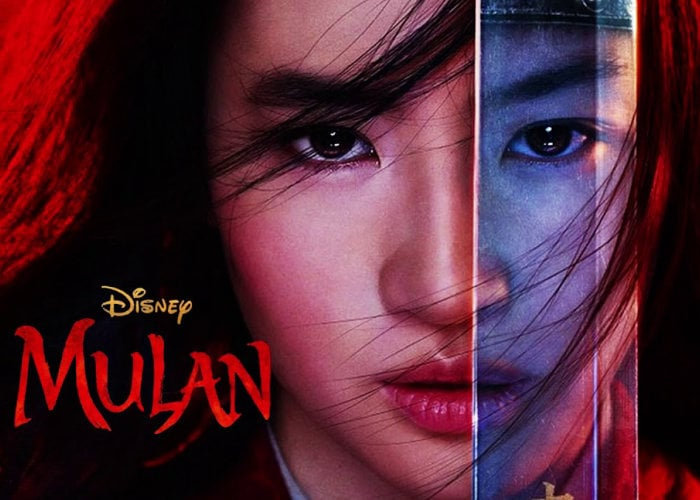 Image result for mulan2020 instagram
