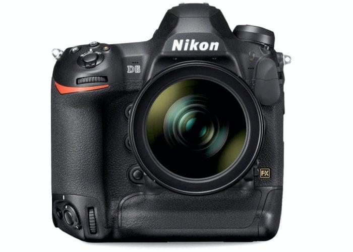 Nikon D6 DSLR