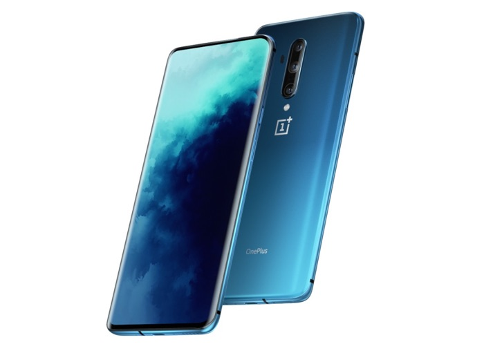 OxygenOS 10.0.8 lands on the OnePlus 7T