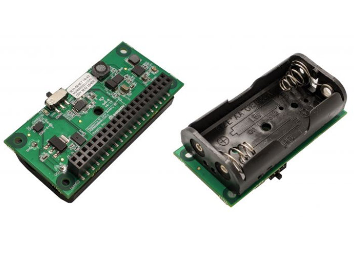 Raspberry Pi Zero AA battery board