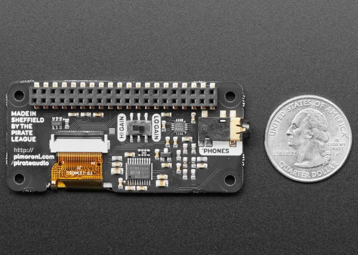 Raspberry Pi amplifier