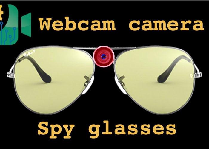 Raspberry Pi camera glasses