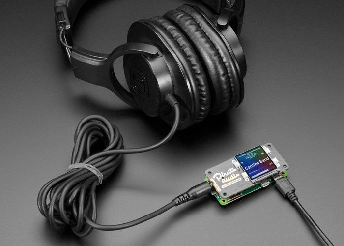 Pimoroni Pirate Audio Raspberry Pi headphone amplifier - Geeky Gadgets