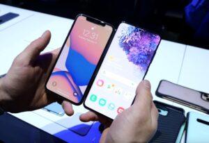 Samsung Galaxy S20 Ultra vs iPhone 11 Pro Max