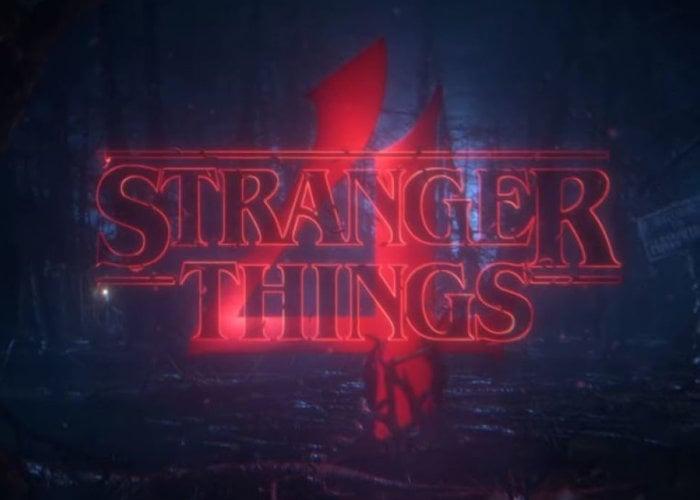 Stranger Things S4