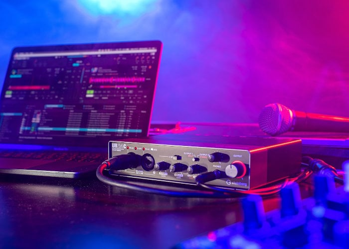 Steinberg USB-C audio interface