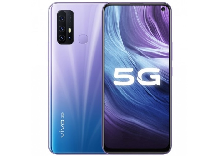 Vivo Z6 5G announced with 48MP quad rear cameras and 5000mAh battery